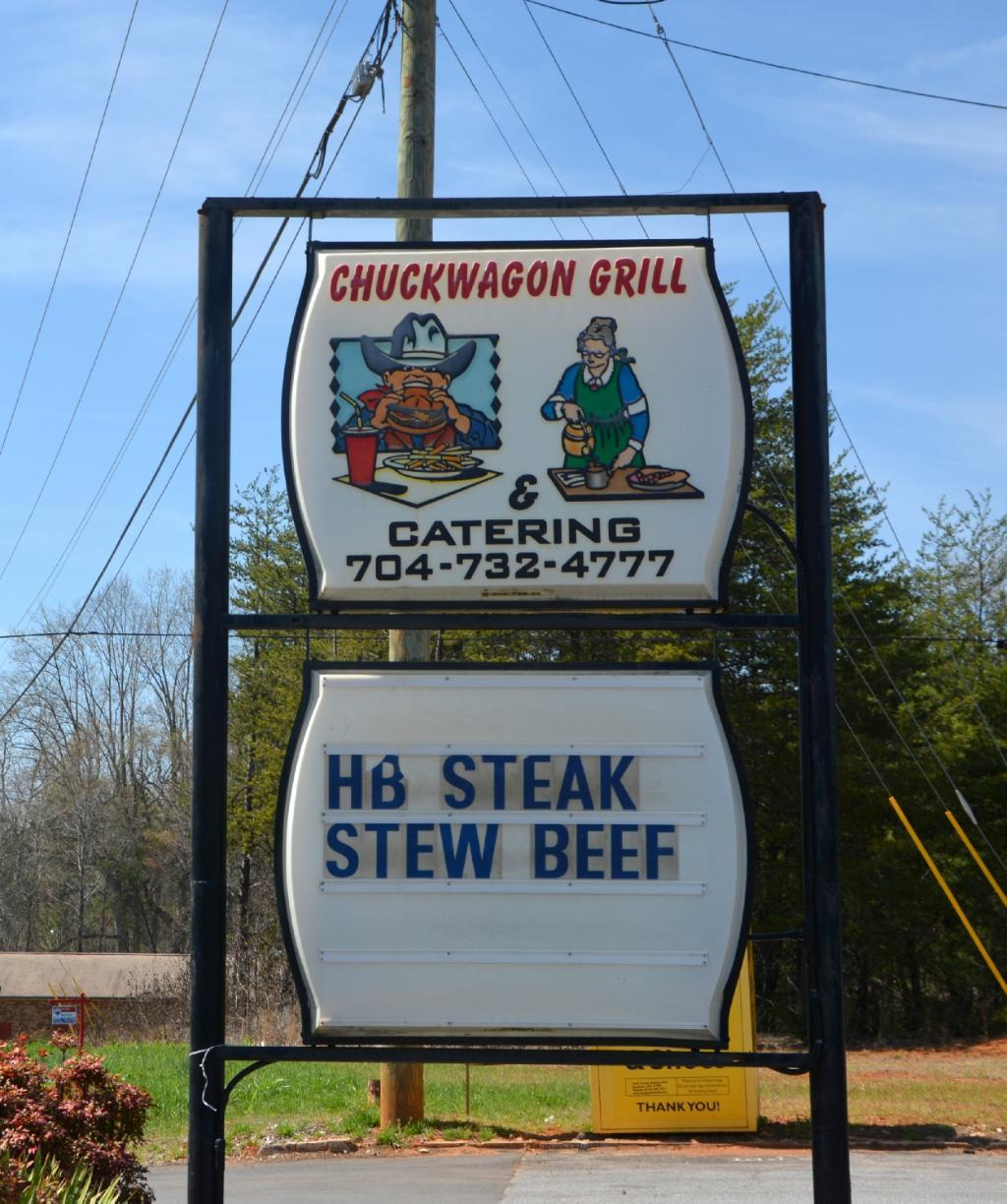 Chuckwagon Grill