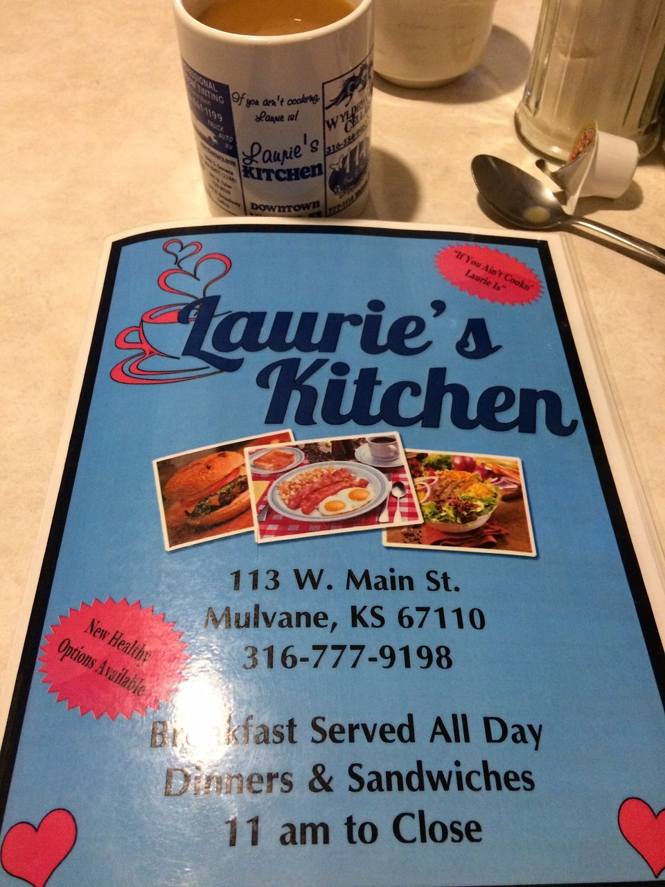 Laurie`s Kitchen